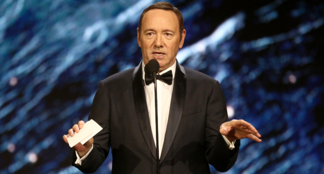 Kevin Spacey's lawyers: encounter was 'mutual and consensual flirtation'
