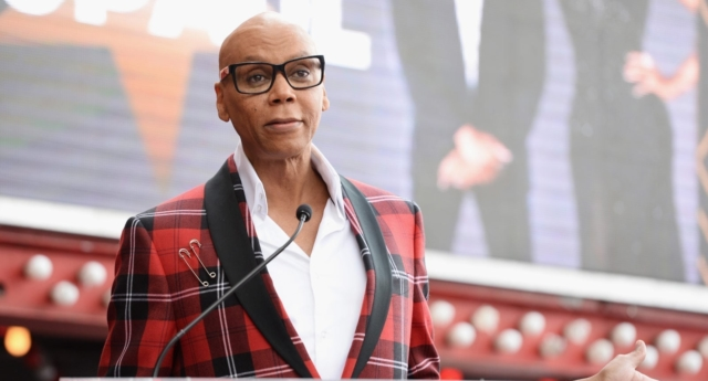 RuPaul has spoken out against Meghan Markle's haters. (Amanda Edwards/Getty)