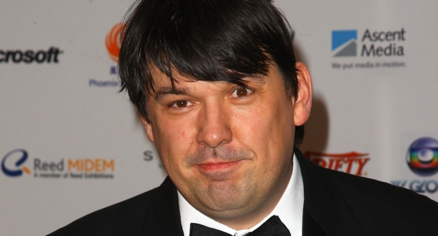 Writer and director Graham Linehan. (Andrew H. Walker/Getty)