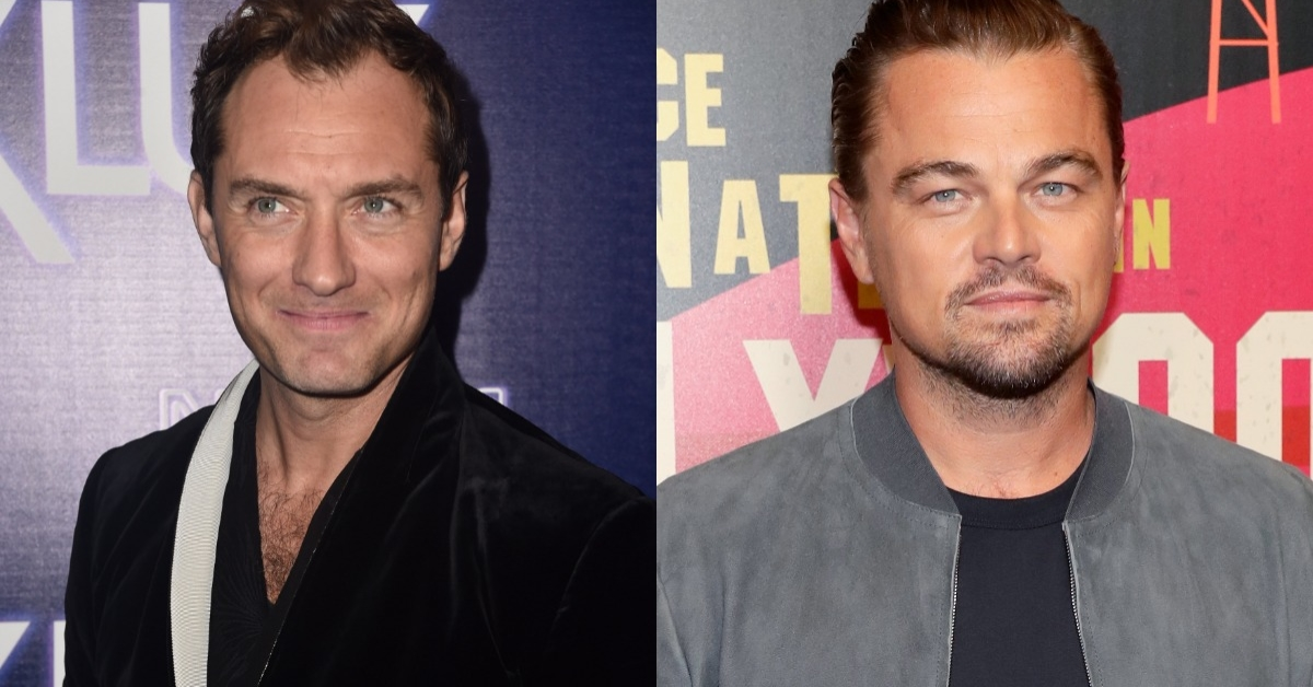 Leonardo DiCaprio, Jude Law and Tom Hardy in list of 'smallest penises in Hollywood'