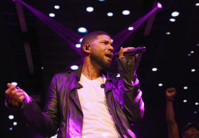 Jussie Smollett attack: Singer performs onstage at Espolòn Celebrates Day of the Dead at Academy Nightclub on November 1, 2018 in Hollywood, California.
