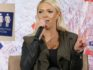 Kaya Jones speaks onstage during Politicon 2018  (Phillip Faraone/Getty)