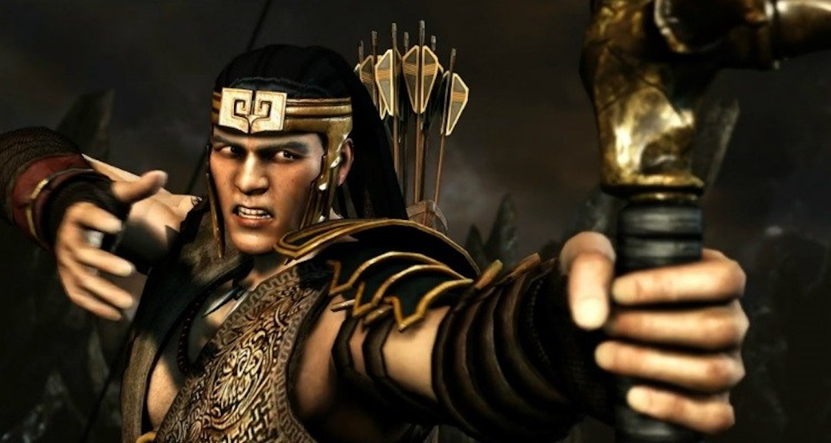 Image result for mortal kombat kung jin