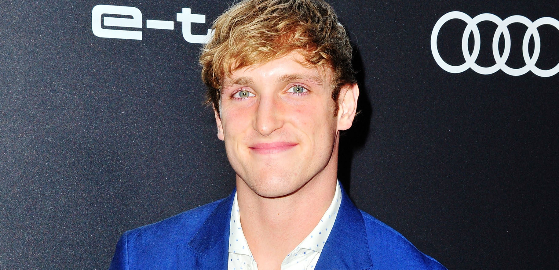 YouTuber Logan Paul (Jerod Harris/Getty Images)