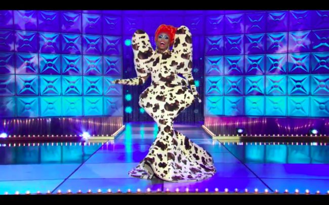 RuPaul's Drag Race All Stars 4 queen Monique Heart