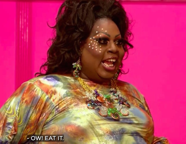 RuPaul's Drag Race All Stars 4 queen Latrice Royale on season 4.