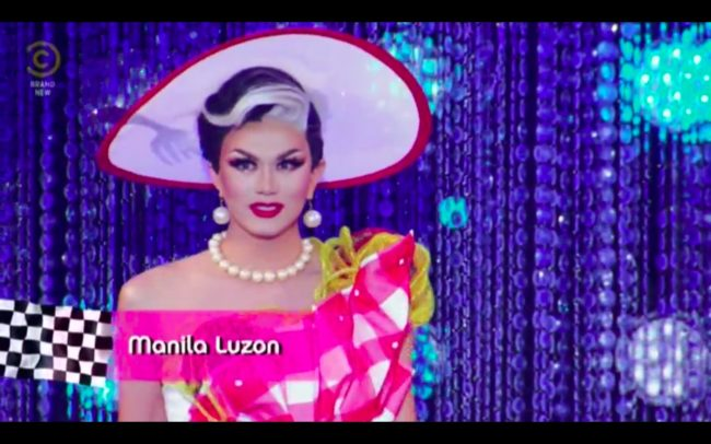 RuPaul's Drag Race All Stars 4 Manila Luzon kills the runway