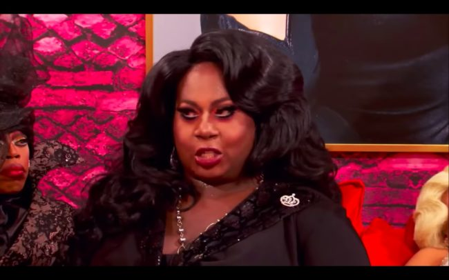 RuPaul's Drag Race All Stars 4's Latrice Royale is not having it with All Stars 1