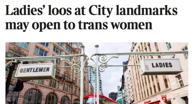 Trans rights campaigners have criticised journalist Andrew Gilligan for his article in The Sunday Times. (The Sunday Times)