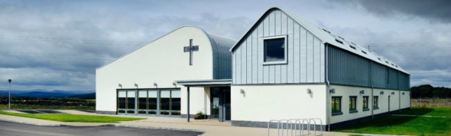 Westhill Community Church in Westhill, Aberdeenshire voted to break from the Scottish Episcopal Church