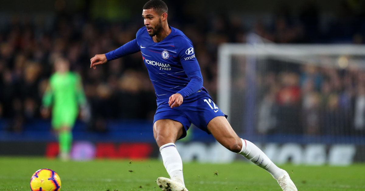Chelsea footballer Ruben Loftus-Cheek responds to gay rumours