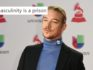 Diplo attracted praise for the viral tweet about toxic masculinity (BRIDGET BENNETT/AFP/Getty)