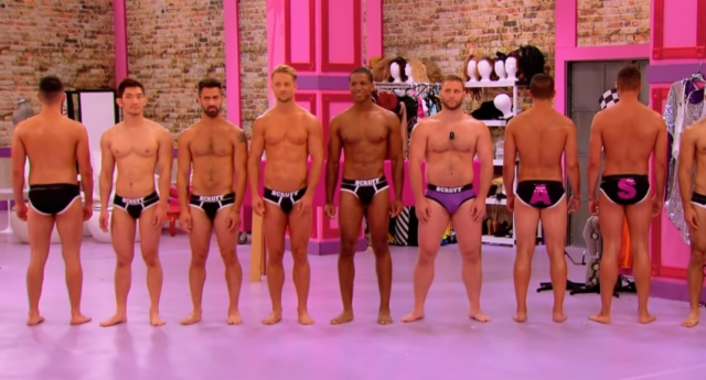 The Pit Crew on RuPaul's Drag Race