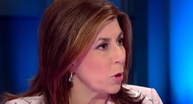 """Tammy Bruce said that the modern world was """"the result of the male framework of wanting to move forward"""" (fox news/youtube)"""