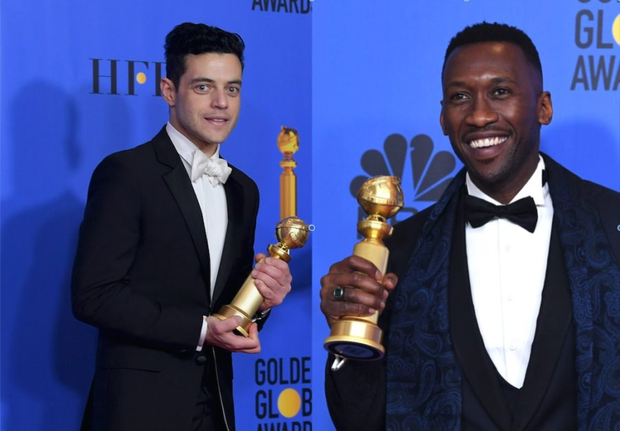 Bohemian Rhapsody and Green Book are controversial Golden Globes winners. (Kevin Winter/Getty)