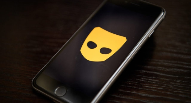 Grindr was used to target gay men (Leon Neal/Getty)