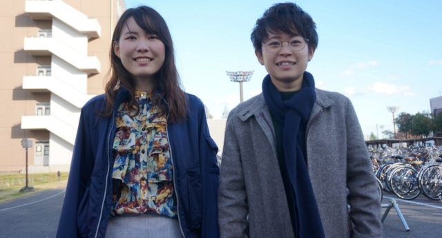 Mayu Otaki (left) and Misato Kawasaki (right) are travelling the world to protest Japanese laws (faavo)
