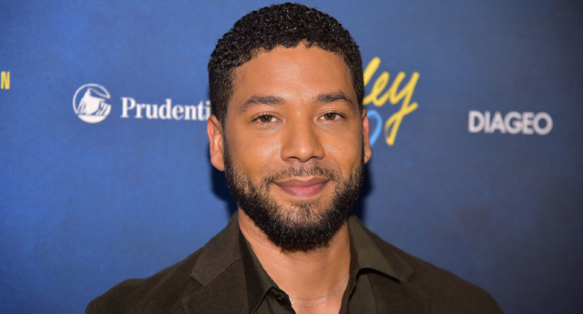Jussie Smollett was attacked on January 29 in Chicago (Theo Wargo/Getty)