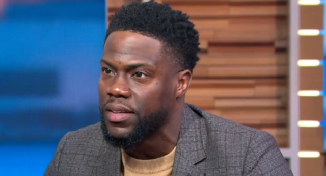 Kevin Hart confirms he won't host the Oscars