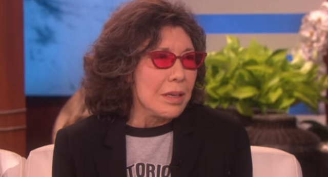 Why Lily Tomlin chose not to come out on the cover of Time Magazine in 1975