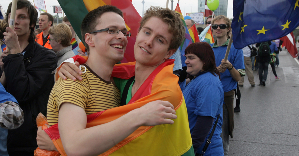 Lithuania court hands down landmark ruling about gay couples
