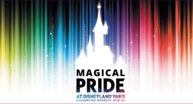 Disneyland Paris has recognised Magical Pride as an official event for the first time. (Magical Pride)