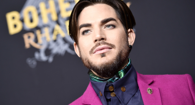 Adam Lambert opens up on mental health