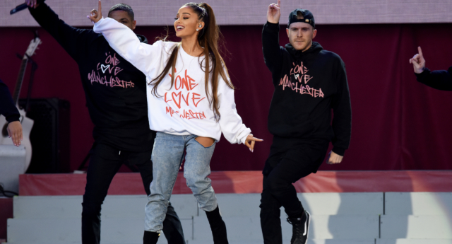 Ariana Grande To Headline Manchester Pride Live In August