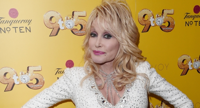 Dolly Parton Denies Rumors She Is Gay: 'People Love to Talk'