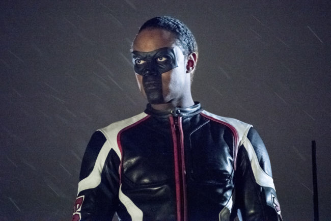 Echo Kellum as Curtis Holt/Mr Terrific on Arrow