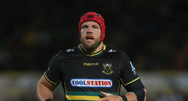 James Haskell of Northampton Saints (David Rogers/Getty Images)
