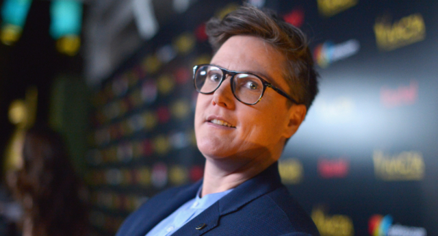 Hannah Gadsby is going on tour with a new show, Douglas, the first since her critically-acclaimed Nanette turned her into a household name. (Charley Gallay/Getty for AFI)