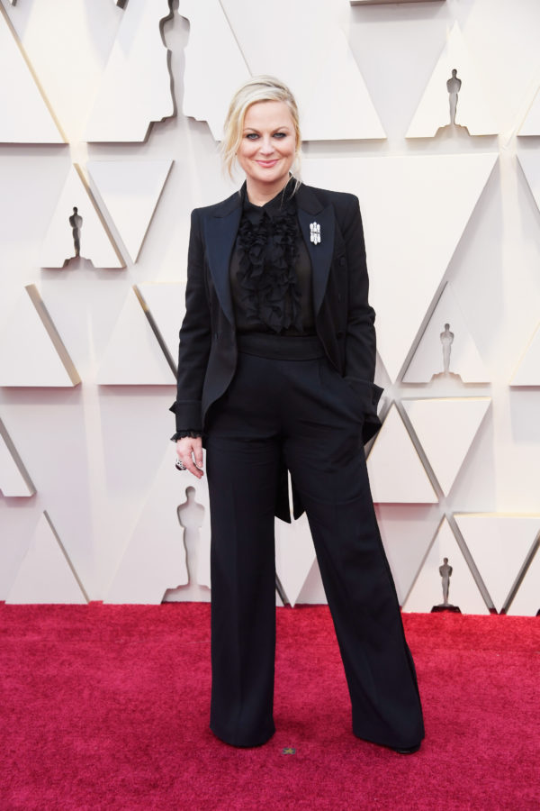 Amy Poehler at 91st Annual Academy Awards.
