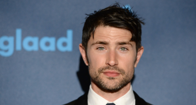 Actor Matt Dallas said he was told to stay in the closet. (Jason Merritt/Getty for GLAAD)