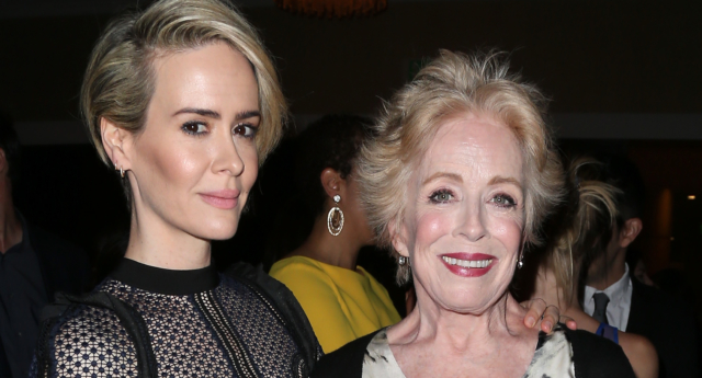 Sarah Paulson and Holland Taylor show that age is just a number
