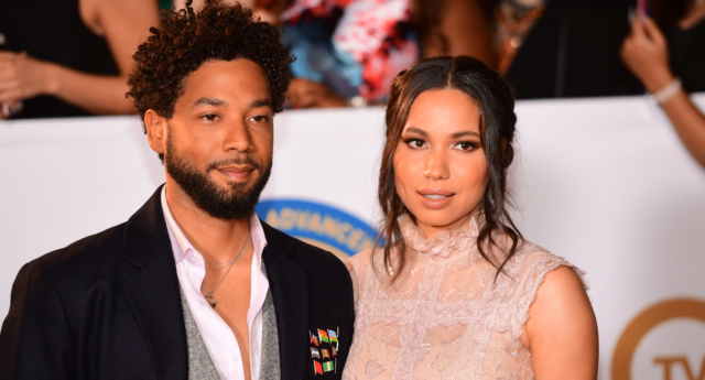 Jussie Smollett's sister Jurnee Smollett supports him. (Photo by Matt Winkelmeyer/Getty Images)