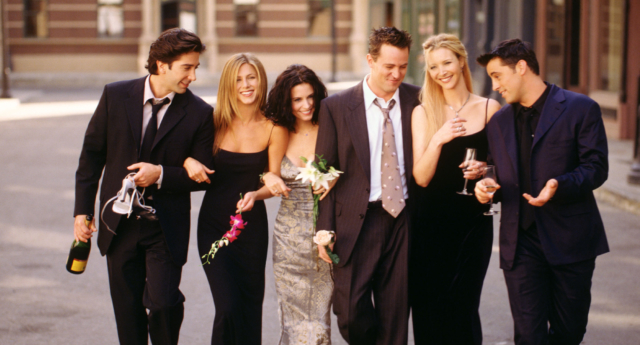 Friends will likely be leaving Netflix as WarnerMedia has an upcoming streaming service in which they'll have their hit sitcoms available along with other popular boxsets. (Photo by Warner Bros. Television)