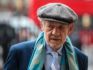 British actor Sir Ian McKellen arrives at Westminster Abbey for a memorial service for theatre great Sir Peter Hall OBE on September 11, 2018 in London, England. (Jack Taylor/Getty)