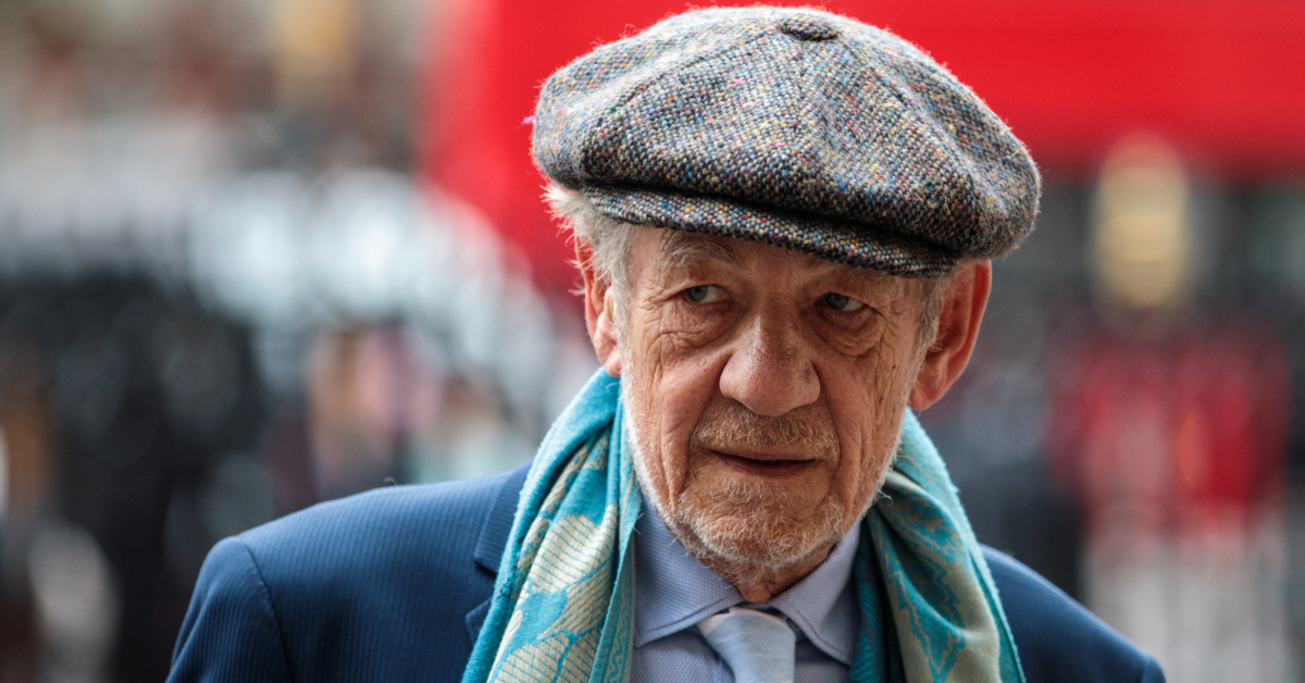 Ian McKellen says his 'greatest regret' is not coming out to his parents