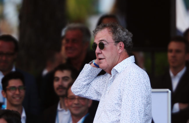 The Grand Tour host Jeremy Clarkson