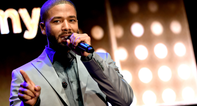ActorJussie Smollett performs at the Television Academy event for Fox TV's Empire on May 28, 2015 in Los Angeles, California. (Kevin Winter/Getty)