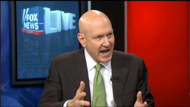 Keith Ablow on Fox News