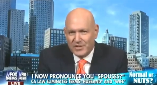 Married Fox News pundit Keith Ablow