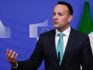 Irish Taioseach Leo Varadkar gives a press conference about the Brexit at the European Commission headquarters in Brussels on February 6, 2019. (ARIS OIKONOMOU/AFP/Getty)
