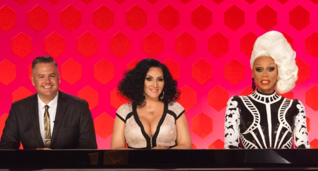 Michelle Visage to judge RuPaul's Drag Race UK with RuPaul. (World of Wonder/VH1)