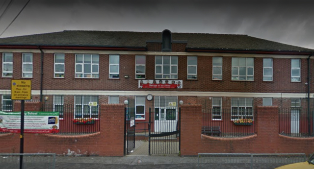 Andrew Moffat is a teacher at Parkfield Community School in Birmingham (Street View)