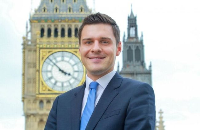 Conservative Member of Parliament for Aberdeen South Ross Thomson