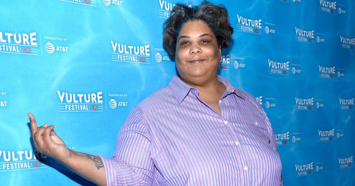 """Roxanne Gay: """"A lot of feminists are very comfortable being anti-trans"""""""