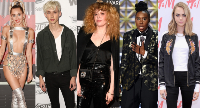 Rupaul's Drag Race season 11 guest judges include: Miley Cyrus, Troy Sivan, Natasha Lyonne,, Lena Waithe, Cara Delevingne, and many more. (Getty)