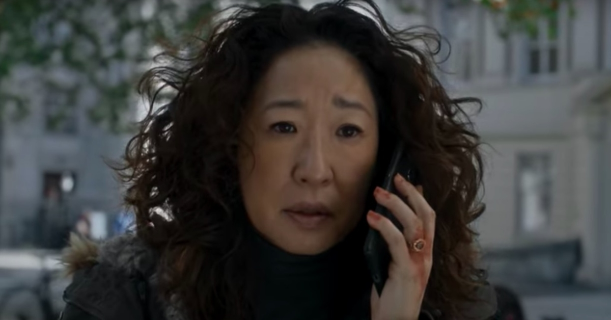 Killing Eve season 2 trailer: Kitchen knives and a collapsing Villanelle